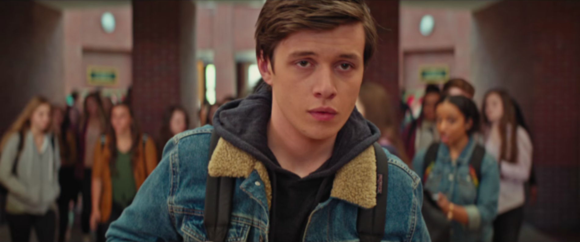 Twitter User schools detractors of 'Love, Simon' on the relevance of the film