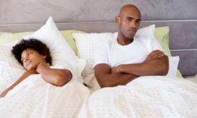Men who experience erectile dysfunction with women may be gay