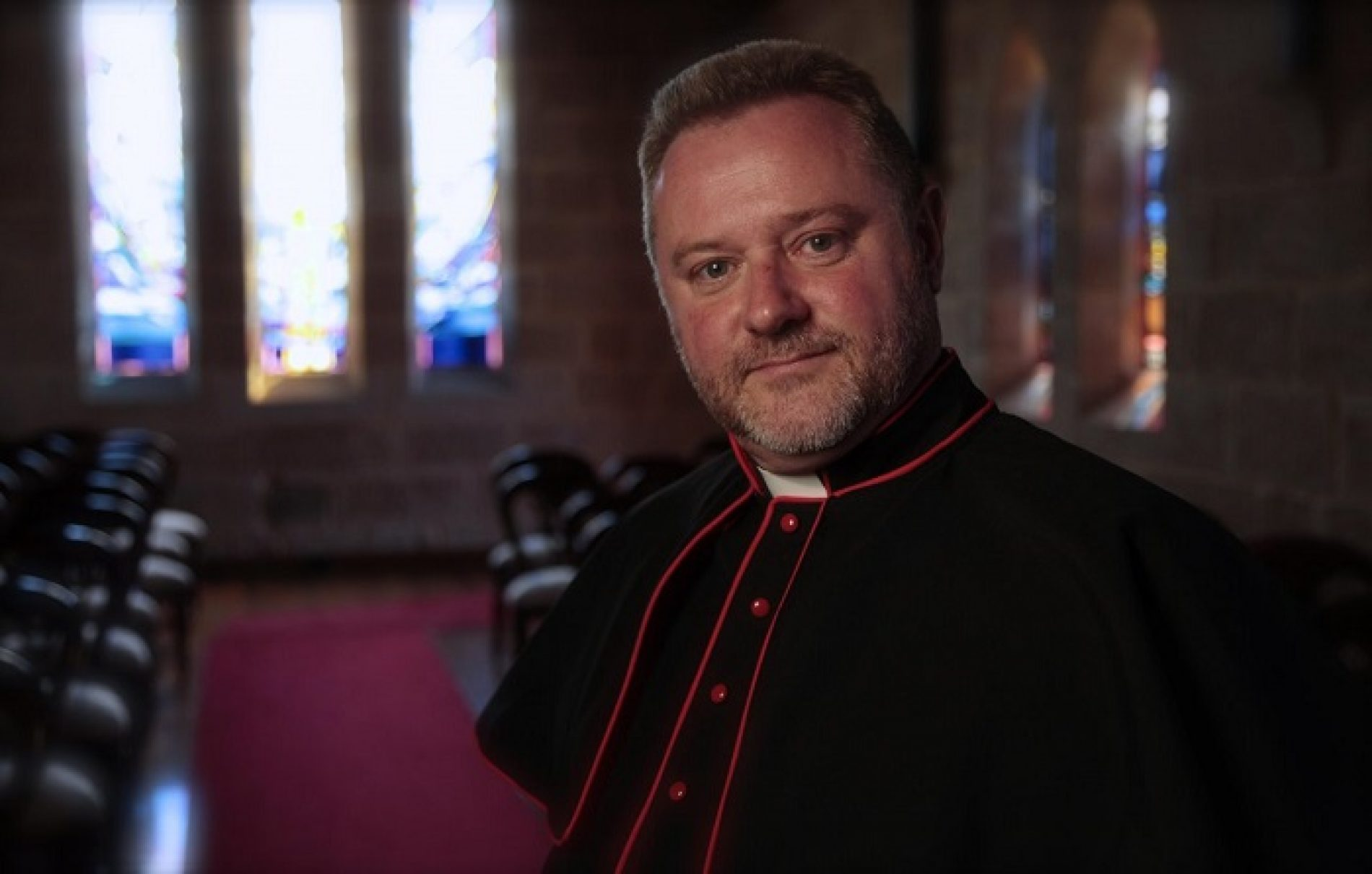 """""""The authors of the Bible had no idea that same sex attraction was a thing."""" – Anglican priest, Father Rod Bower, says"""