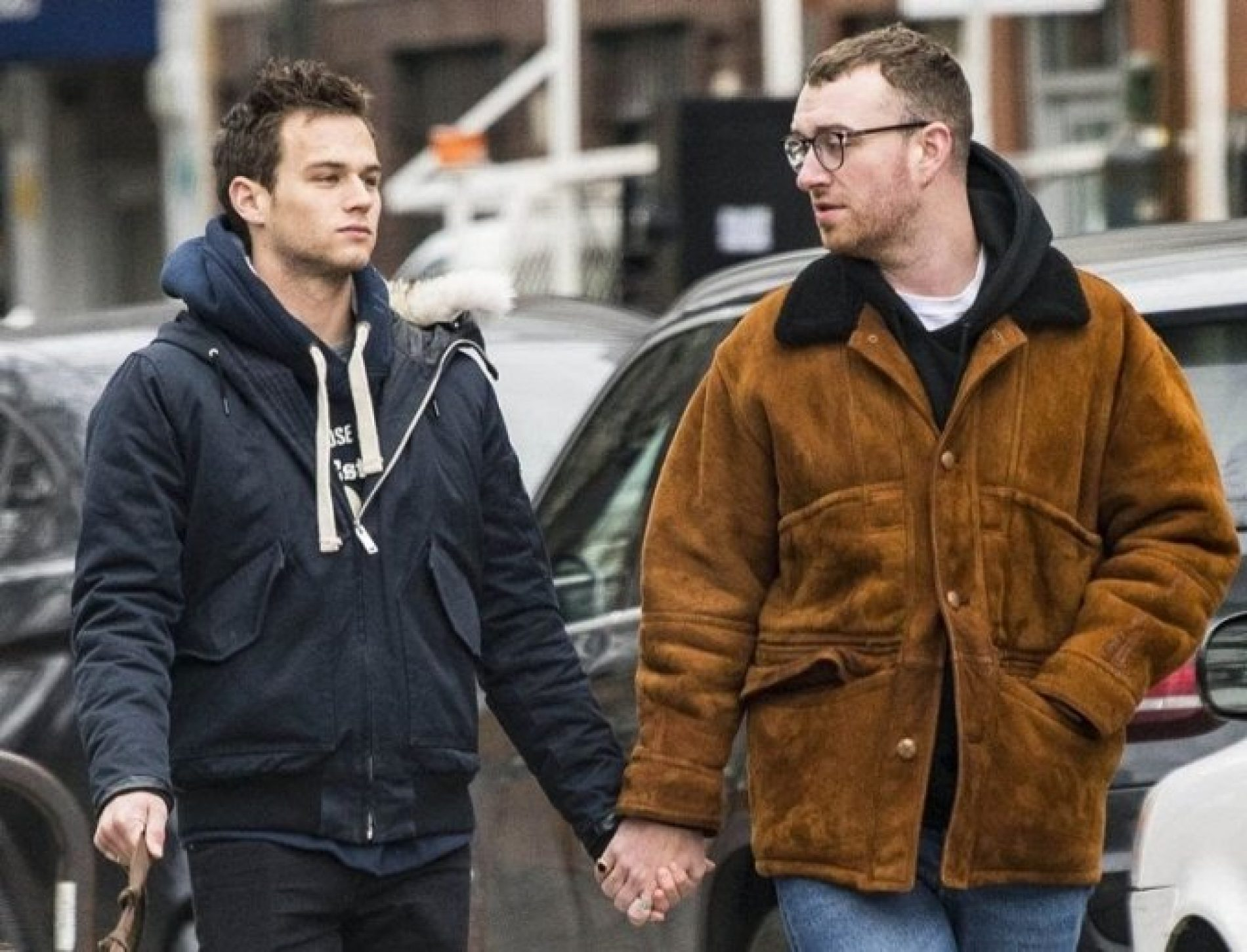 Sam Smith split from Brandon Flynn after nine months together, admits he's having a tough time post breakup