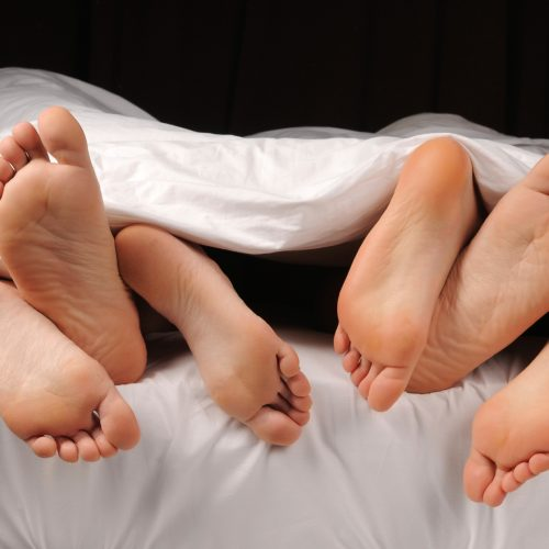 THREESOMES AND THE BISEXUAL TENDENCIES