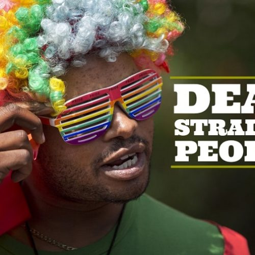DEAR STRAIGHT PEOPLE (Episode 2)