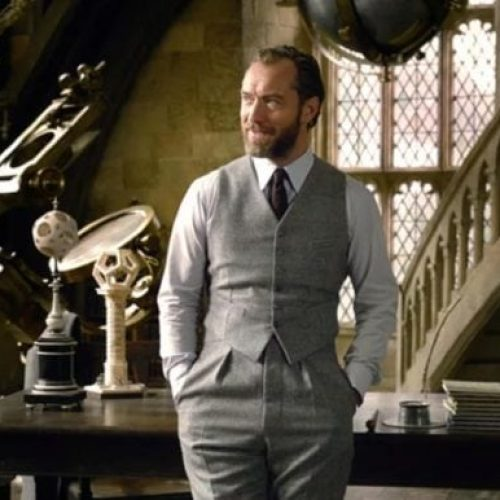 Jude Law explains why Dumbledore won't be 'explicitly gay' in Fantastic Beasts 2