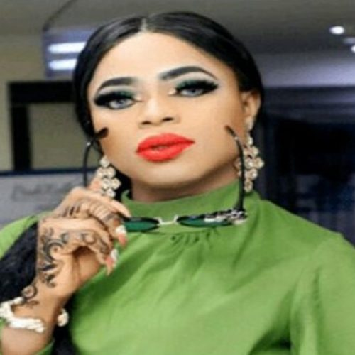 """Your Fathers And Uncles Will Pay My Bills Till I'm Tired Of Them."" – Bobrisky to the women who hate on her"