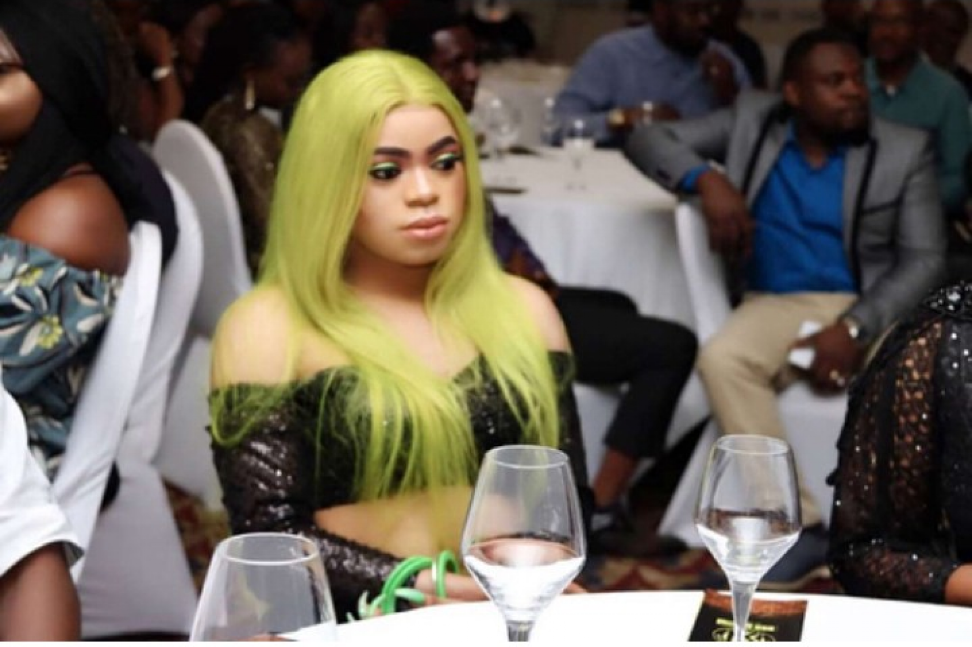 """I Am A Girl."" Bobrisky answers the question about Her Gender Identity"
