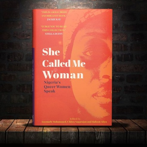 Lessons Learned From 'She Called Me Woman' (Entry 12)