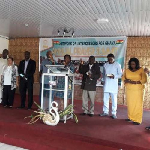 The Ghanaian Christian Right Wing Has Petitioned God Over Homosexuality