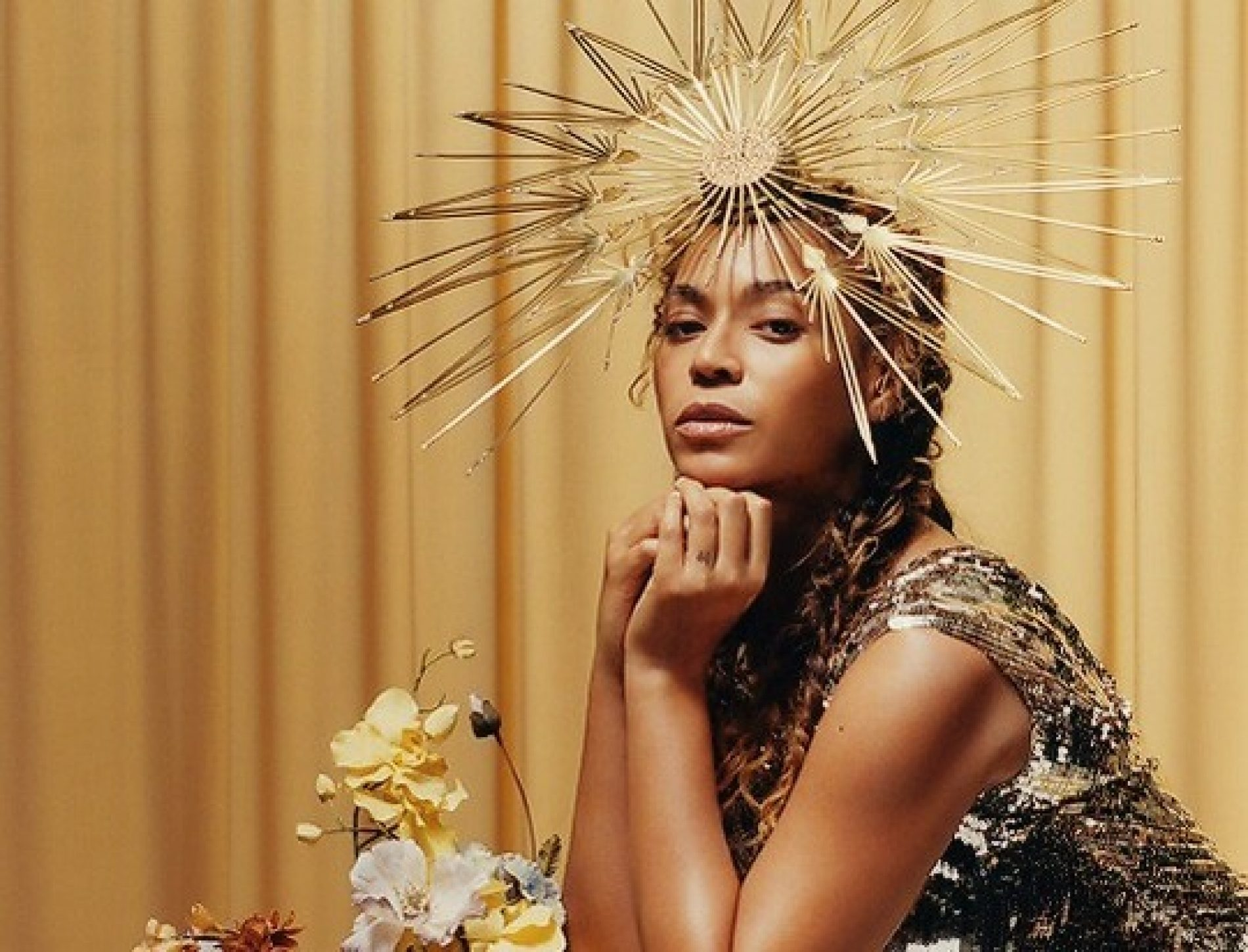 """""""My Children Will Love Who They Want To Love."""" Beyoncé reveals in stunning Vogue spread"""