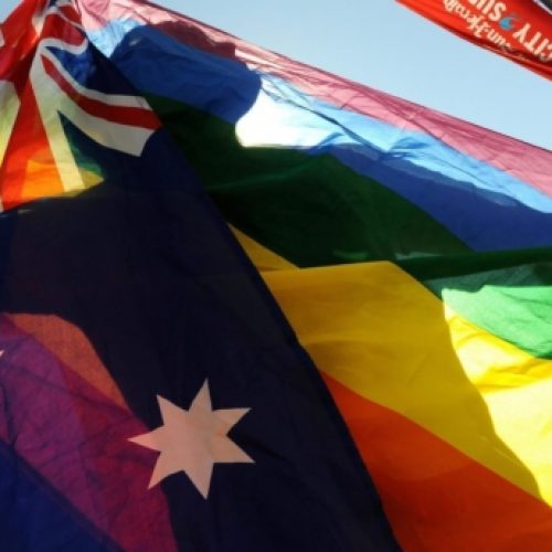 Homophobes and transphobes could face jail time in Australia
