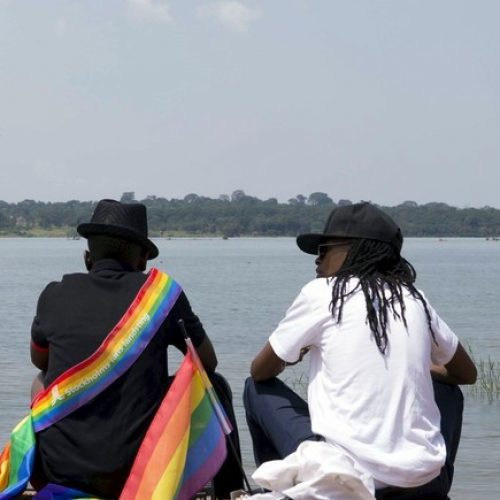 """The Piece About How We Are """"Here, Queer And Speaking Up"""""""