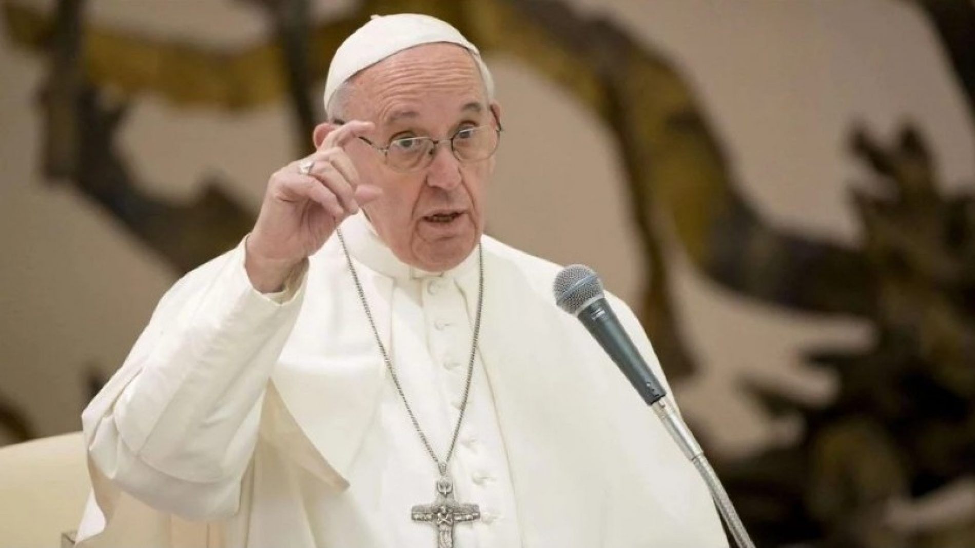 The Vatican erases Pope Francis's comments suggesting Gay Children need 'Psychiatric' Help following backlash