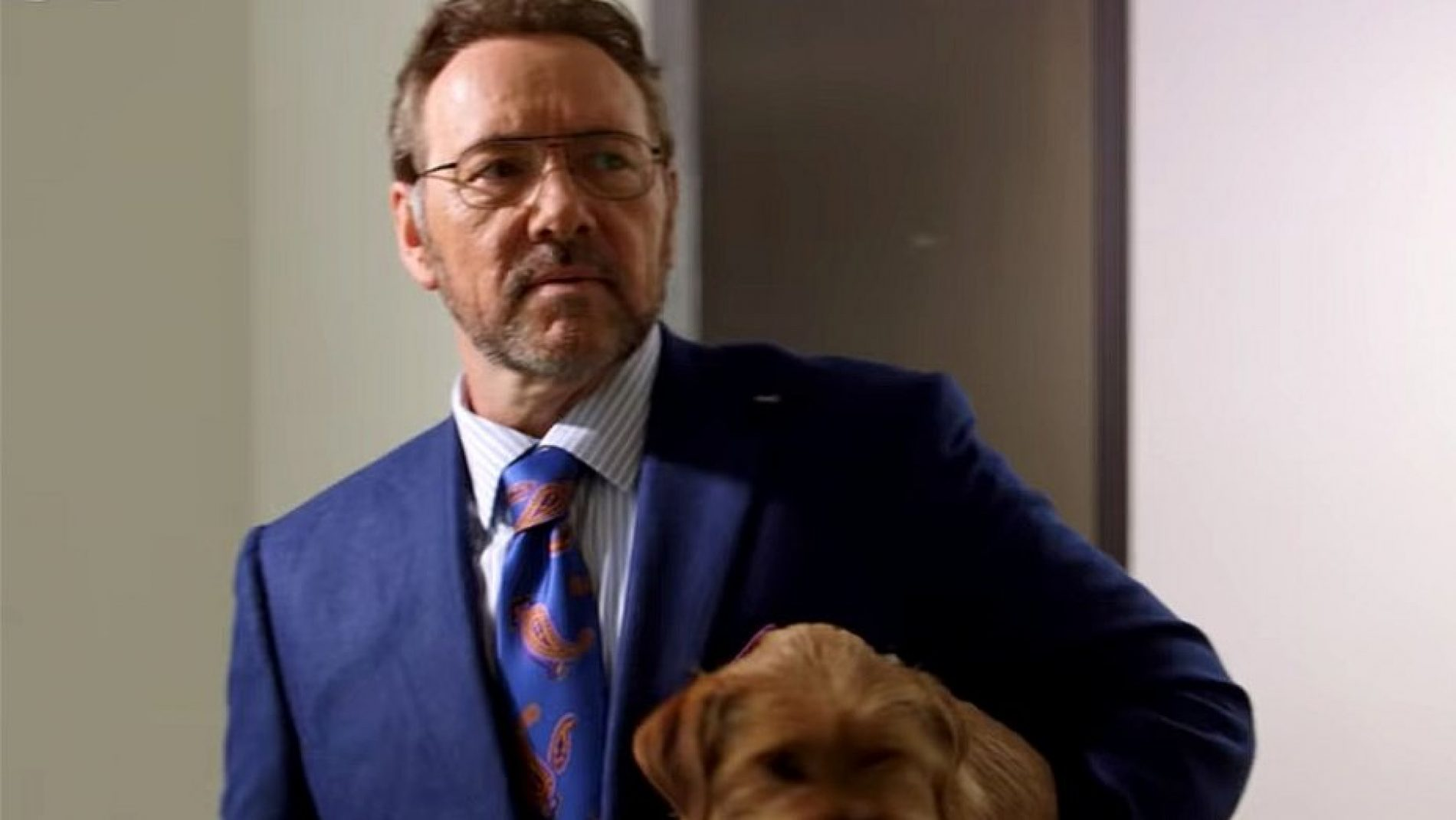 Kevin Spacey's new movie flops at the box office