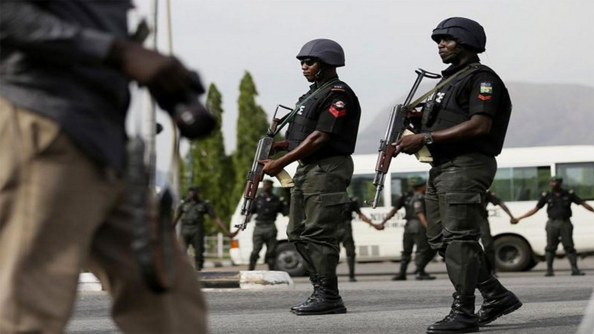 Kito Alert: The Nigerian Police Is On the Prowl
