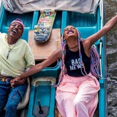 Lesbian film 'Rafiki' smashes box office records in Kenya despite ban for 'promoting homosexuality'