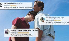 People Are Suggesting Hilarious Titles for the 'Call Me by Your Name' Sequel