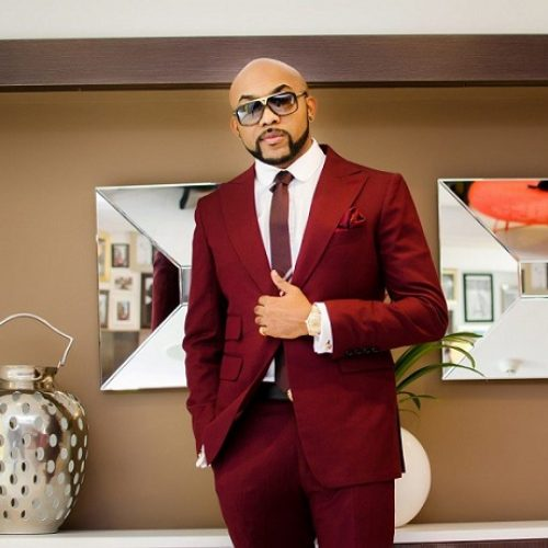 """I Am Sorry."" Banky W responds to the woman who called him out his actions during the voters' card collection"