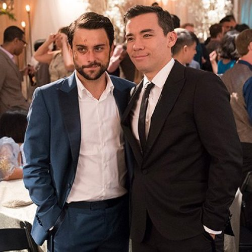 'How To Get Away With Murder' Gives Us A Gay Wedding