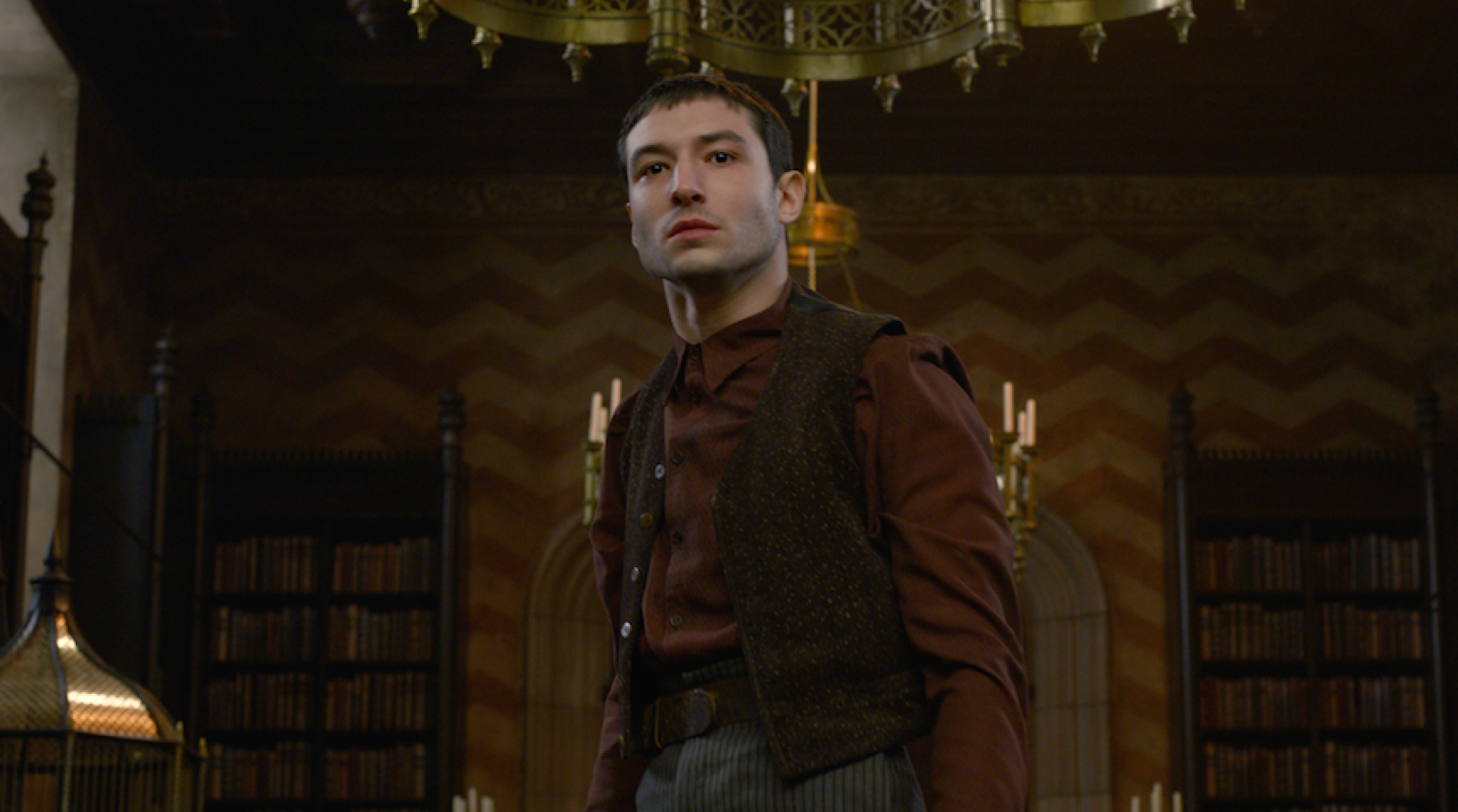 "Ezra Miller Says His 'Fantastic Beasts' Storyline Is A ""Vital"" Metaphor For The LGBT Community"
