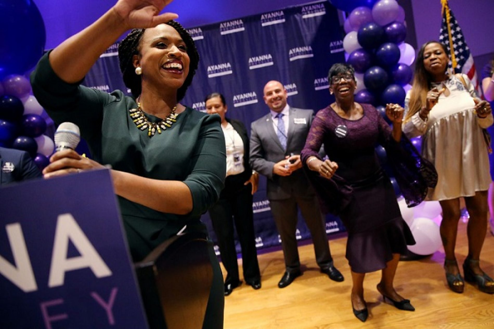 A Night Of Firsts And Diversity: The Candidates Who Have Made History In The US 2018 Midterms