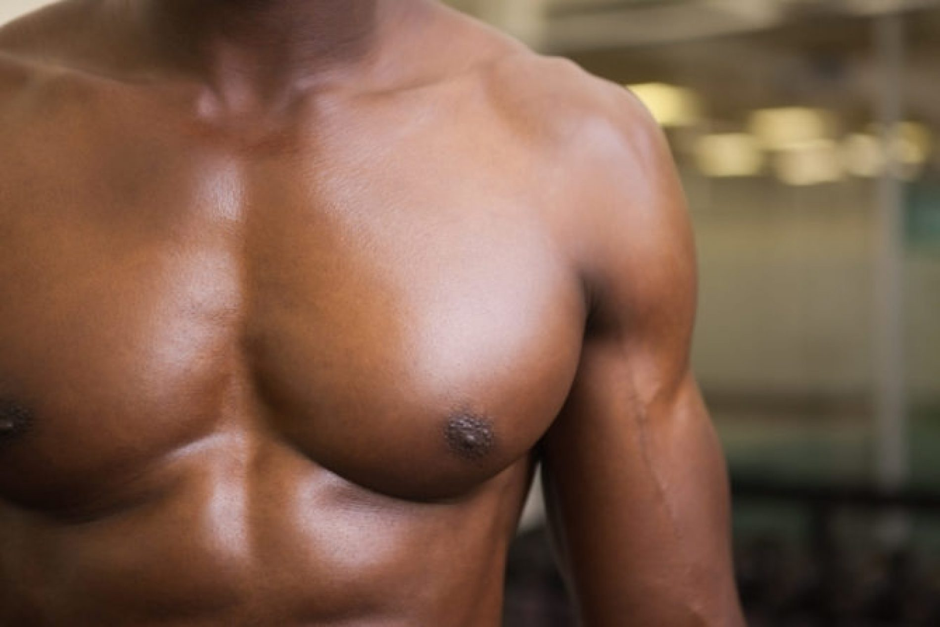 Masculine Black Man has a problem. He is an 'extremely masc bottom'