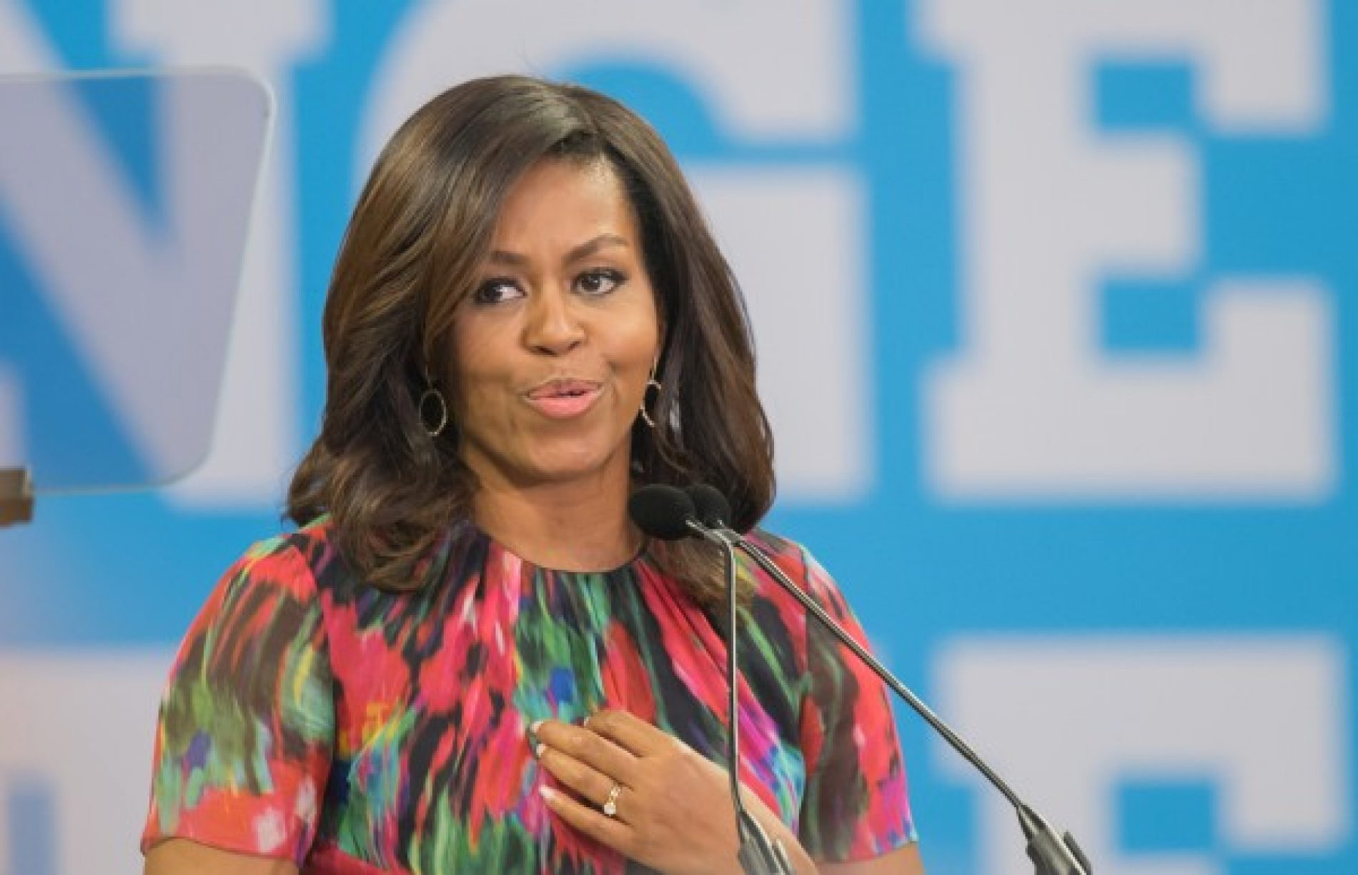Michelle Obama Shared a Touching Story About the Night America Legalized Gay Marriage