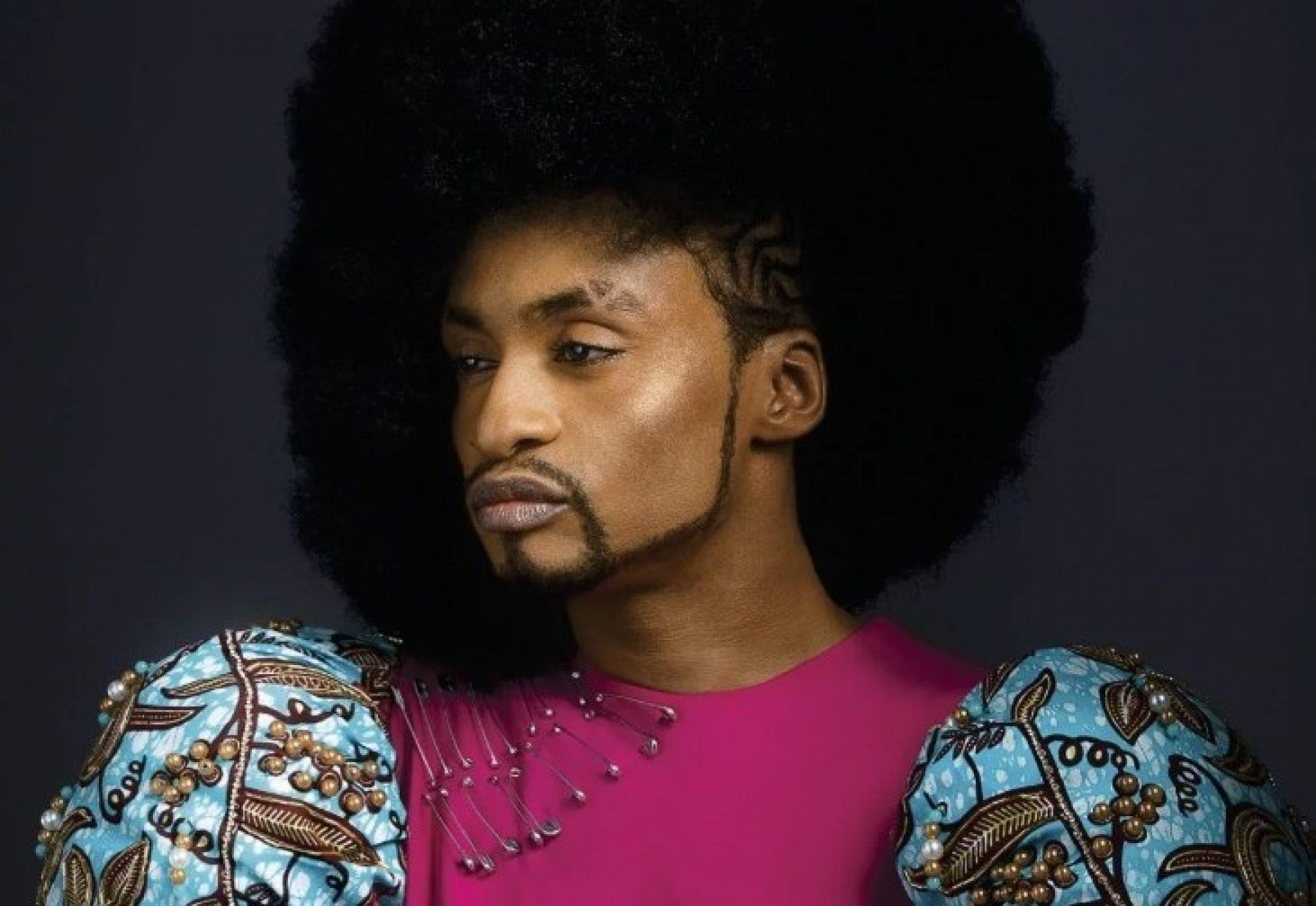 """I Have A Good Laugh Over These Things."" Denrele Edun claps back at trolls who call him ""Gay"" like it's an insult"