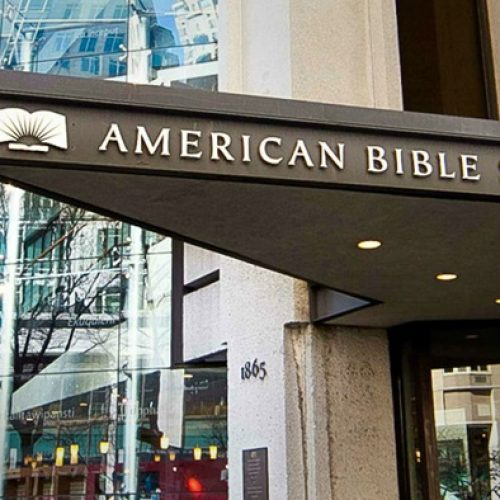 Employees of American Bible Society given ultimatum to either sign anti-gay document or be out of a job