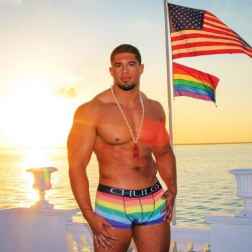 Pro Wrestler Anthony Bowens now prefers to be labeled Gay Not Bisexual