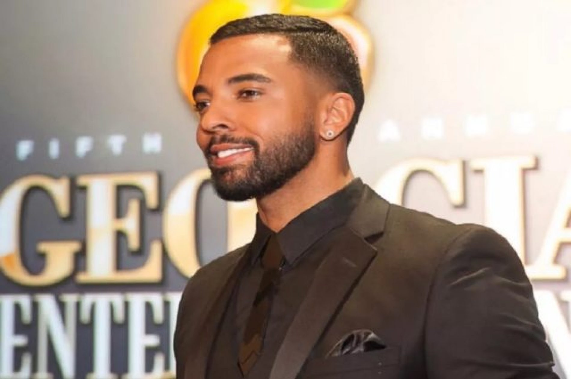 Actor Christian Keyes complains about too much gay attention