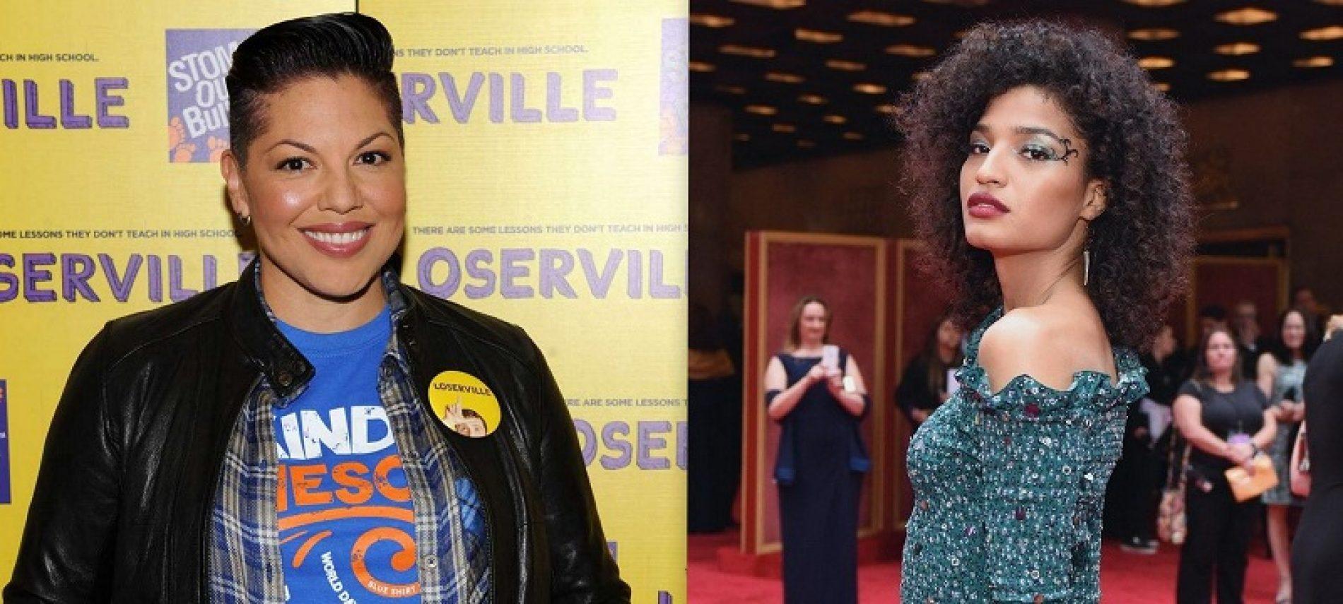 Sara Ramirez and Indya Moore have an illuminating Twitter exchange on Bisexuality
