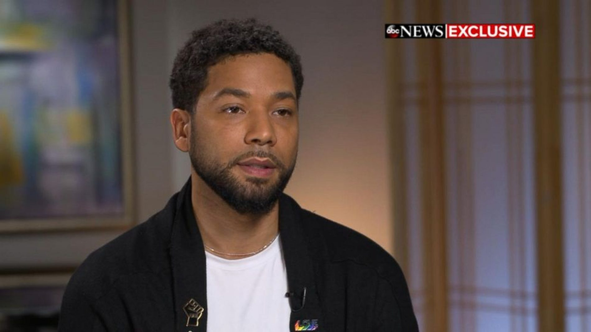 """""""Be A Fighter."""" Jussie Smollett's message to LBGTQ community after suspected hate crime"""