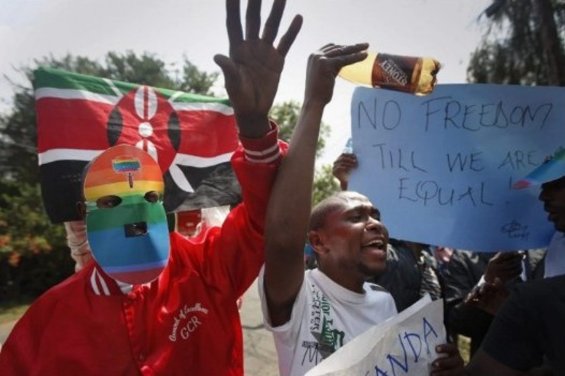 Kenya LGBT Community Have High Hopes As High Court Ruling on Decriminalizing Gay Sex Draws Near