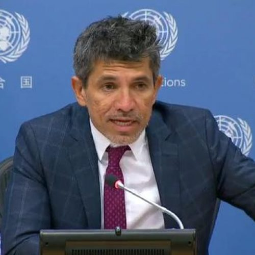 UN Expert Calls on A Worldwide Legalization of Homosexuality by 2030