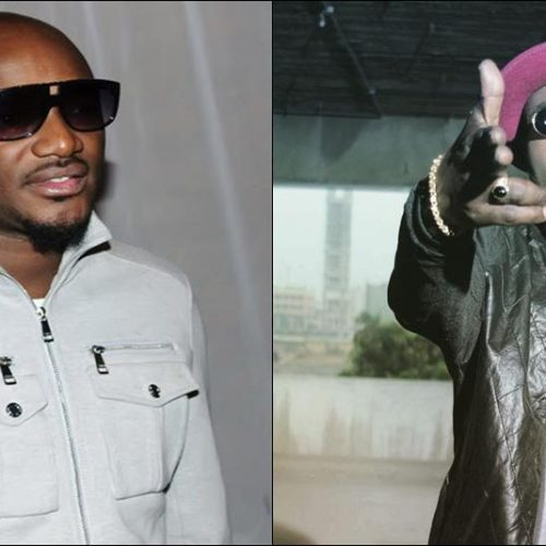 "Apparently, Blackface called Tuface ""gay"" in his diss track as an insult"