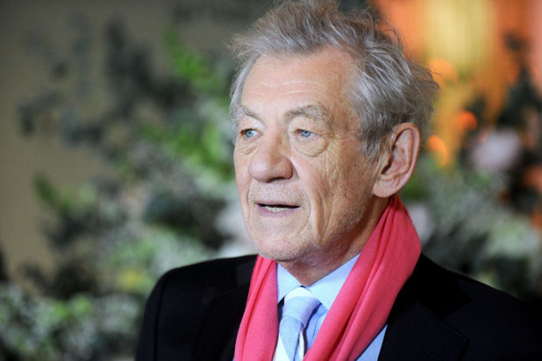 "Ian McKellen apologizes for ""careless"" remarks regarding sexual abuse"