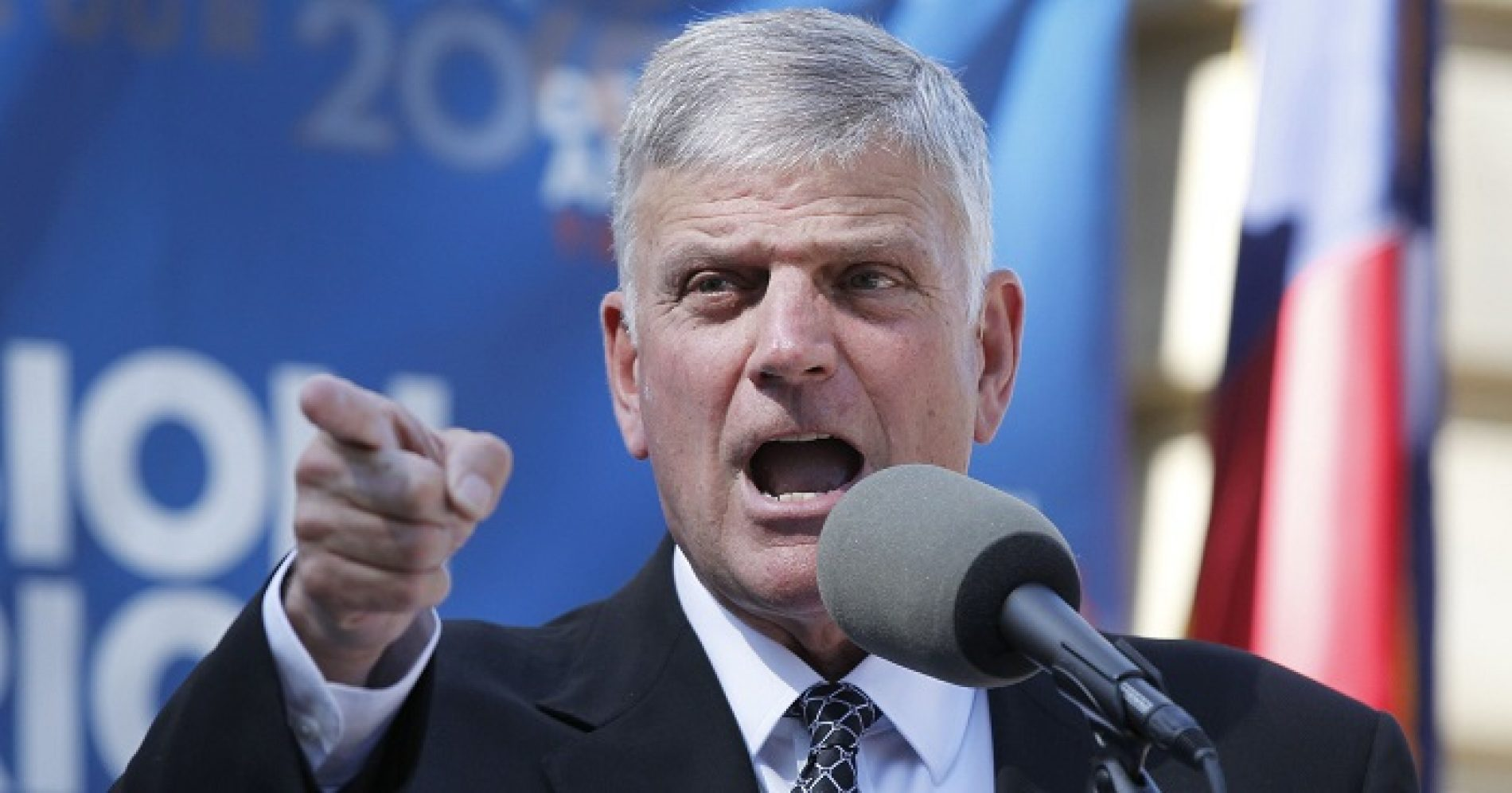 Opinion: Evangelist Franklin Graham distorts the Bible's message on homosexuality