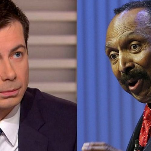 Right-wing pastor says US Presidential hopeful, Pete Buttigieg, will turn America into a 'homocracy'