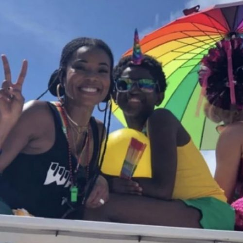 Opinion: Gabrielle Union and Dwyane Wade Supporting Their Son Zion at Pride Is The Example We All Need