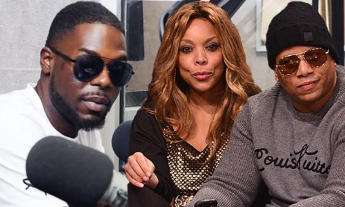Singer Aveon claims affair with Wendy Williams' husband Kevin Hunter, following reports Wendy is divorcing her husband