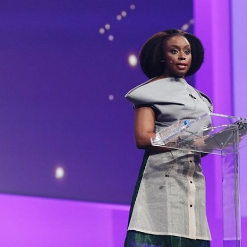 "Chimamanda Ngozi Adichie: ""You Do Not Become A Saint By Being Oppressed."""