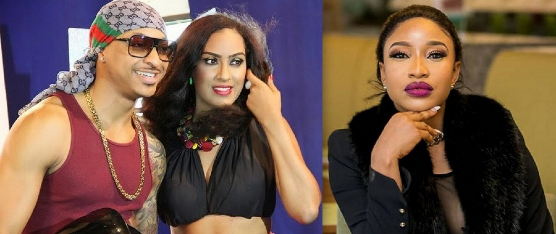 Juliet Ibrahim and IK Ogbonna respond to Tonto Dikeh, as the controversial actress continues to show off her homophobia