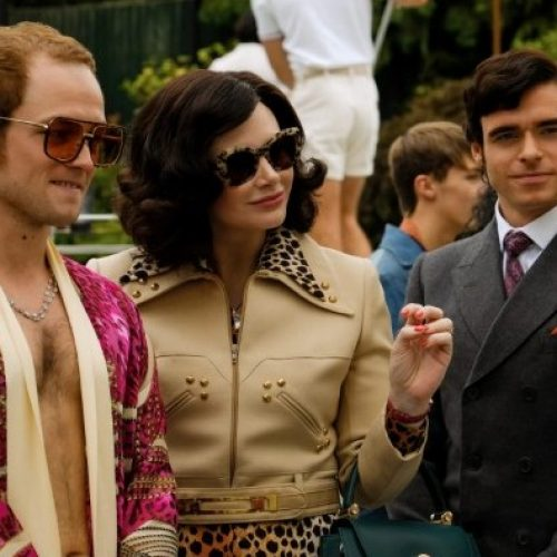 Rocketman reportedly makes history as first studio film with explicit gay sex scenes