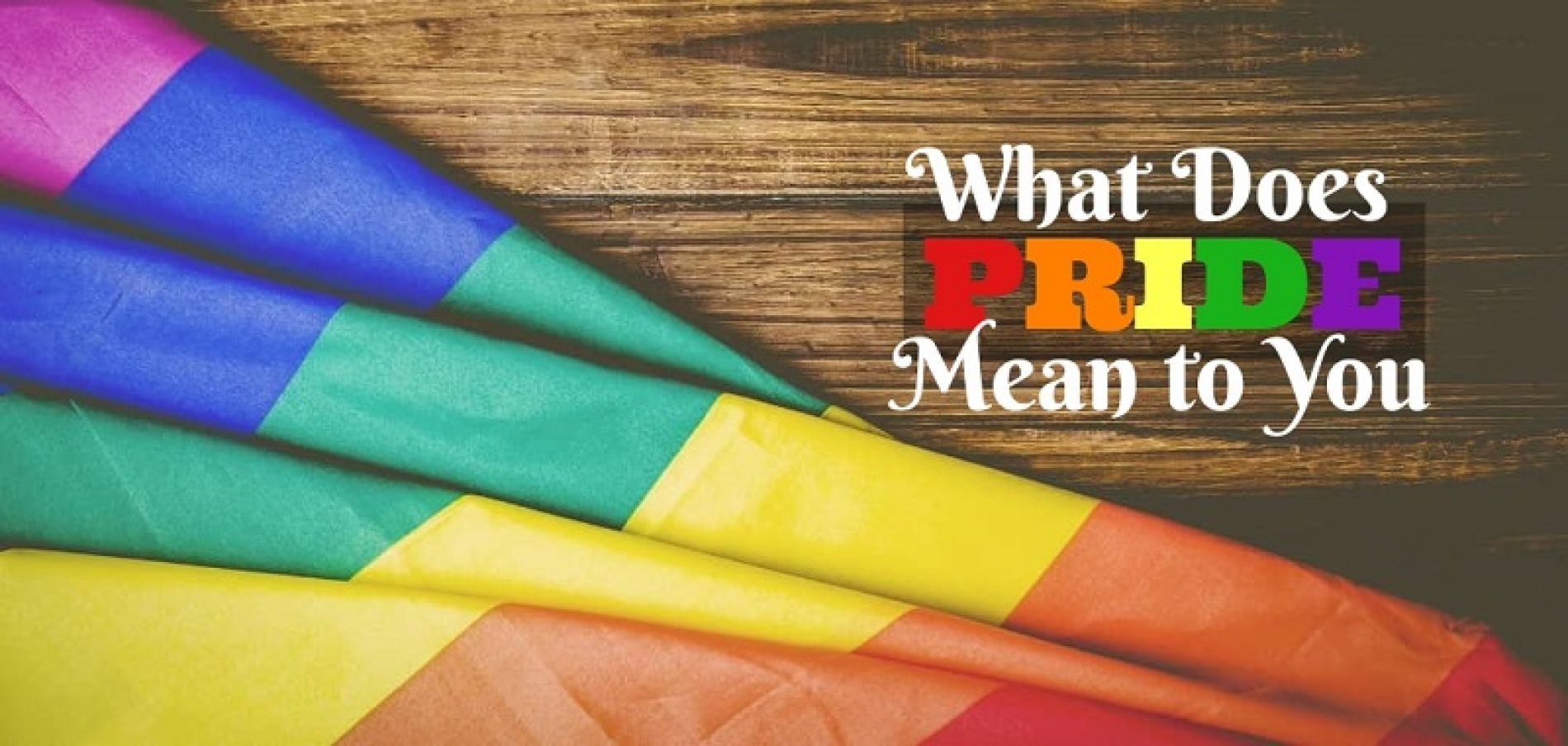 What Does PRIDE Mean To You? (My Birthday Giveaway)