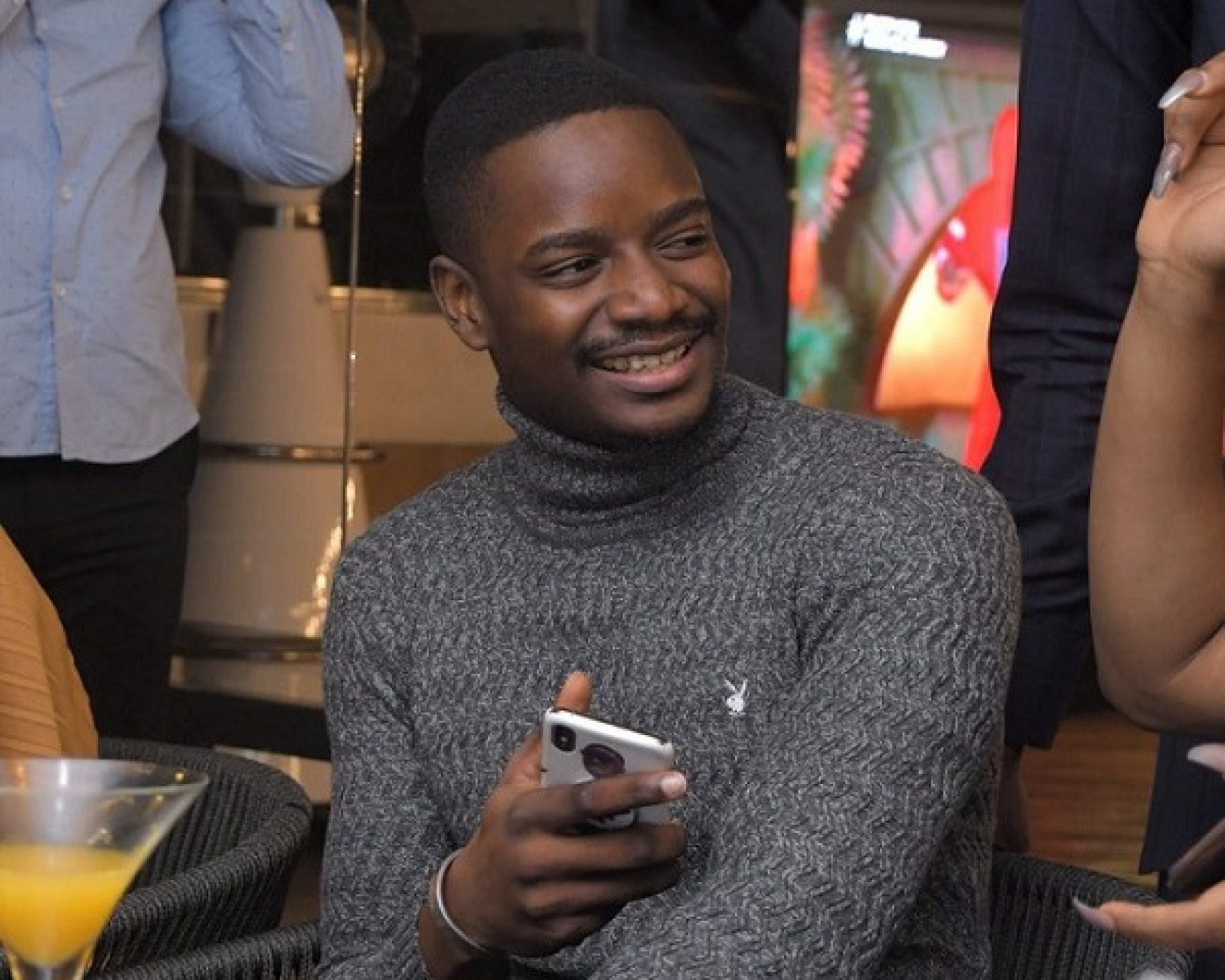 """Be Sure Of The Sexuality Of Your Partner Before You Get Married."" BBNaija's Leo Dasilva advices"