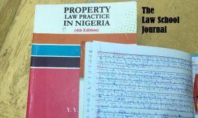 The Law School Journal