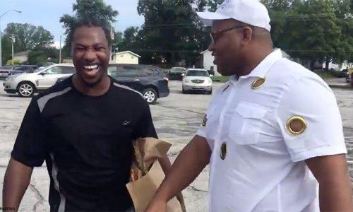 "Michael ""Tiger Mandingo"" Johnson Has Been Set Free"
