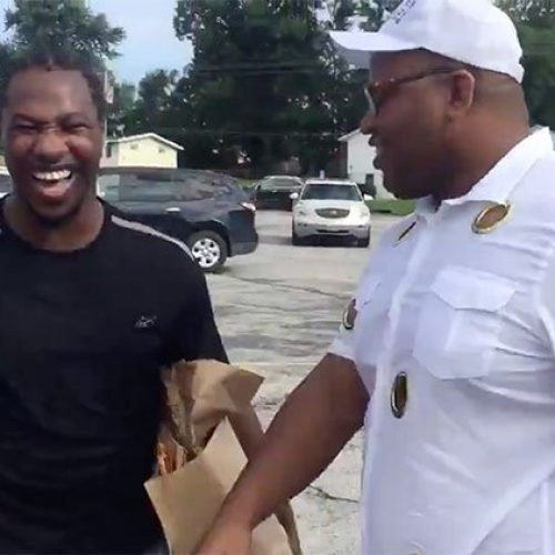 "Michael ""Tiger Mandingo"" Johnson Has Been Set Free"