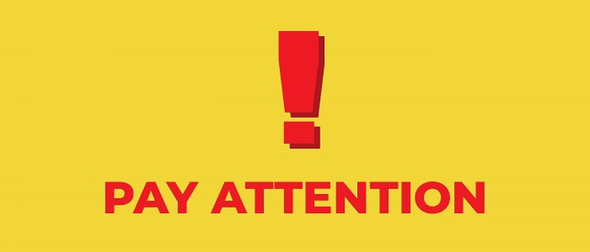 PLEASE, PAY ATTENTION TO THE KITO ALERTS!!!
