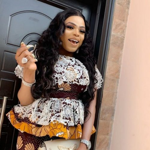 """We Don't Teach People. We Dress Them."" Payporte Claps Back At Bobrisky Troll 