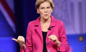 US Senator Elizabeth Warren gives an excellent response to same-sex marriage question